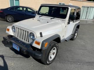 2005 Jeep Wrangler - RIGHT HAND DRIVE TRAIL RATED 4X4