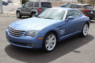2005 Chrysler Crossfire Limited