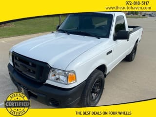 2010 Ford Ranger XL