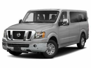 2020 Nissan NV Passenger 3500 HD S