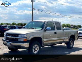 2001 Chevrolet Silverado 2500 LT