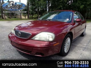 2004 Mercury Sable GS