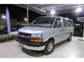2011 Chevrolet Express Passenger LT 2500