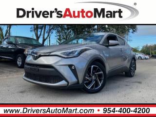 2020 Toyota C-HR Limited
