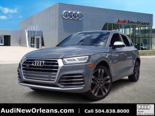 2020 Audi SQ5 3.0T quattro Premium