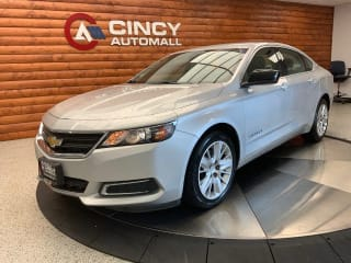 2017 Chevrolet Impala LS Fleet