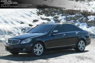 2008 Mercedes-Benz C-Class C 300 Luxury 4MATIC