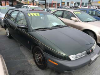 1999 Saturn S-Series SW1