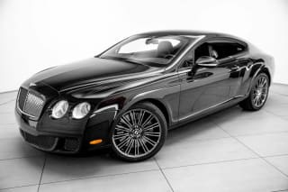 2010 Bentley Continental GT Speed GT Speed