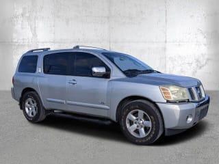 2007 Nissan Armada LE FFV