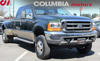 2000 Ford F-350 Super Duty Lariat