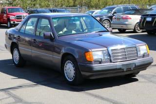 1991 Mercedes-Benz 300-Class