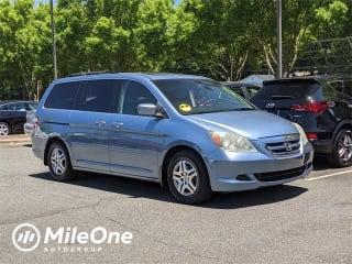 2005 Honda Odyssey EX-L w/DVD