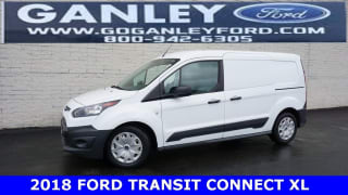 2018 Ford Transit Connect Cargo XL