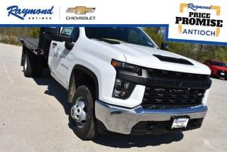 2021 Chevrolet Silverado 3500HD CC Work Truck