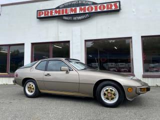 1981 Porsche 924 Base