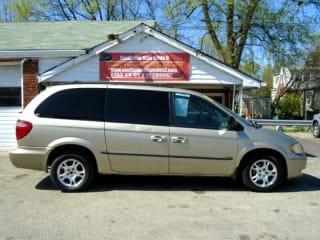 2002 Dodge Grand Caravan eX