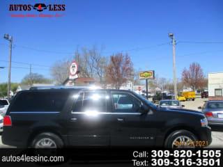 2013 Lincoln Navigator L