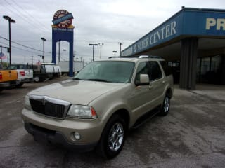 2004 Lincoln Aviator Ultimate