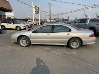 2002 Chrysler Concorde LXi
