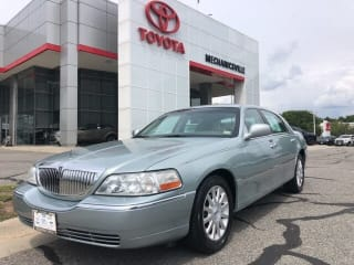 2007 Lincoln Town Car Signature