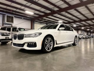 2018 BMW 7 Series 740e xDrive iPerformance