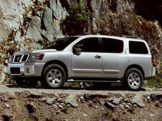 2004 Nissan Armada SE