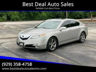 2011 Acura TL SH-AWD w/Tech