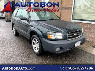 2003 Subaru Forester X