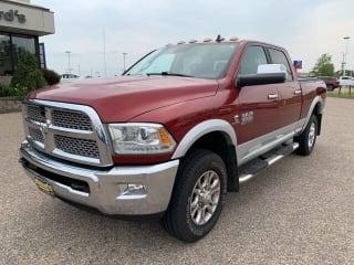 2013 Ram Pickup 3500 Laramie