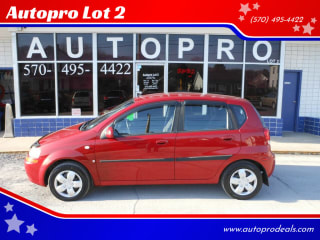 2007 Chevrolet Aveo Aveo5 Special Value