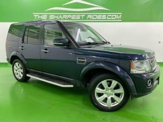2014 Land Rover LR4 HSE
