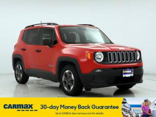 2017 Jeep Renegade Sport
