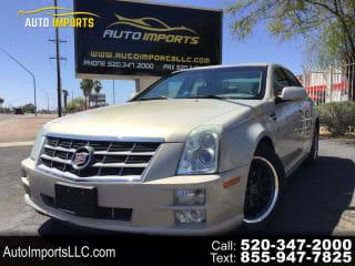 2008 Cadillac STS V8