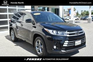 2018 Toyota Highlander Limited