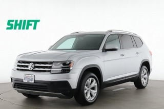2018 Volkswagen Atlas V6 Launch Edition 4Motion