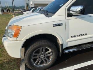 2012 Nissan Titan SL