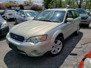 2006 Subaru Outback 3.0 R VDC Limited