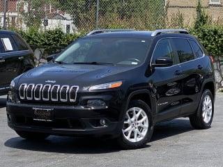 2014 Jeep Cherokee Altitude