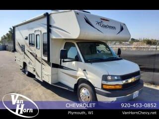 2018 Chevrolet Express 4500 Series