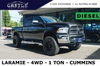 2014 Ram Pickup 3500 Laramie