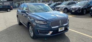 2019 Lincoln Nautilus Select