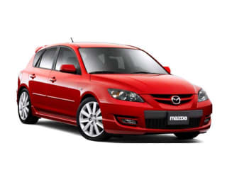 2009 Mazda Mazdaspeed3 Sport