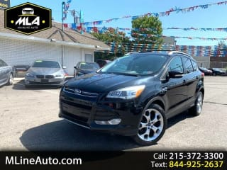 2016 Ford Escape Titanium