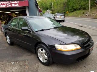 1998 Honda Accord EX V6
