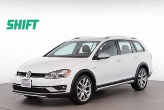 2017 Volkswagen Golf Alltrack TSI SEL 4Motion