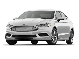 2017 Ford Fusion S