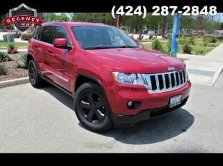 2011 Jeep Grand Cherokee Laredo X