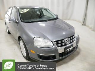 2008 Volkswagen Jetta Wolfsburg Edition