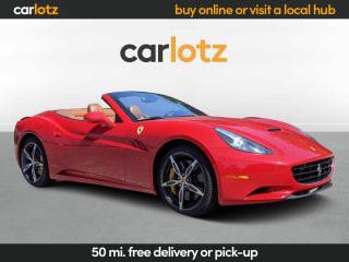 2014 Ferrari California Base